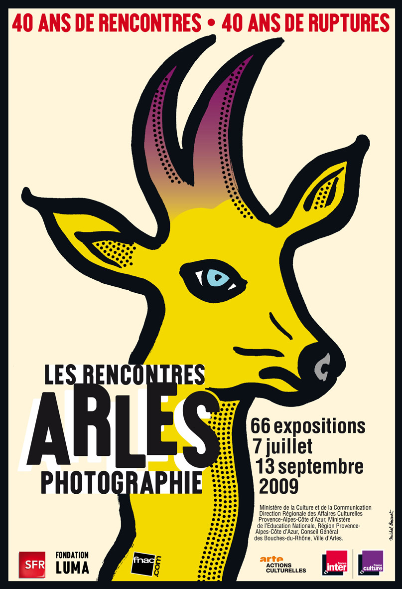 Rencontre arles photo 2018